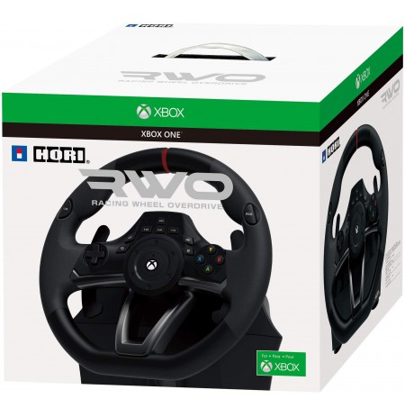 RWO Racing Wheel Overdrive vairas Licensed by Microsoft| Xbox 360/Xbox One/PC