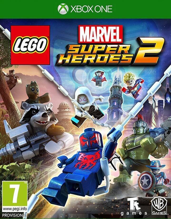 LEGO Marvel Super Heroes 2 XBOX
