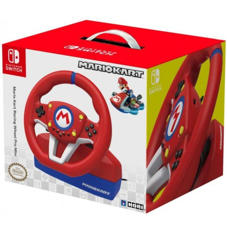 HORI Mario Kart Racing Wheel Pro Mini vairas skirtas Nintendo Switch | NSW