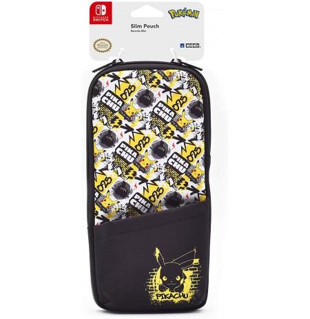 HORI Slim Pouch for Nintendo Switch -Pikachu Edition