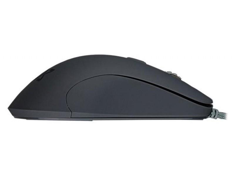 Dream Machines DM1 FPS Smoke Grey laidinė optinė pelė | 16000 DPI