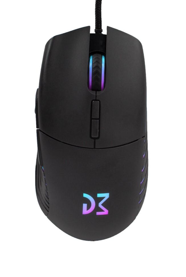 Dream Machines DM5 Blink laidinė optinė pelė | 16000 DPI