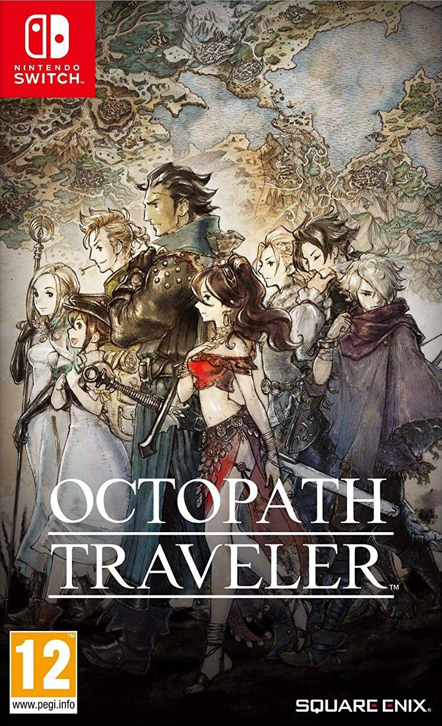 Octopath Traveler XBOX