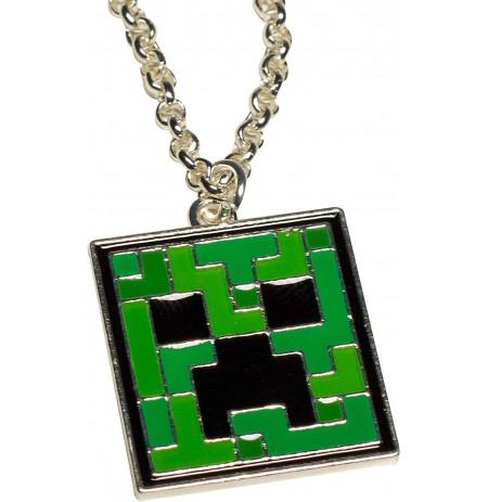 Minecraft Creeper Pendant pakabukas