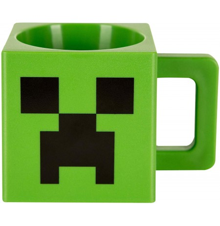 Minecraft Creeper puodukas