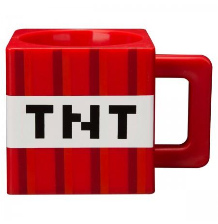 Minecraft TNT mug