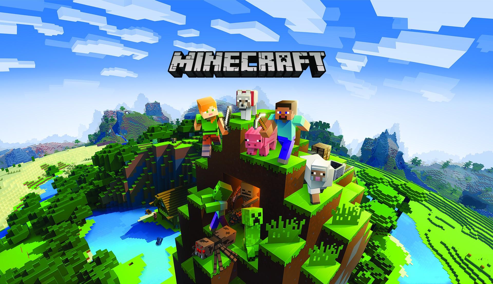 Minecraft the Bedrock Edition