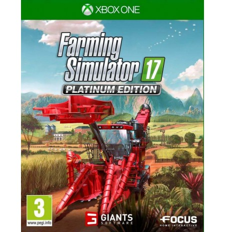Farming Simulator 17 Platinum Edition XBOX