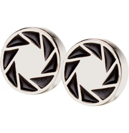 Portal 2 Inter-Spatial Portal EARRINGS