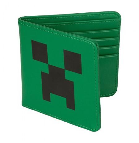 Minecraft Creeper piniginė