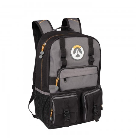 JINX Overwatch MVP Laptop School Backpack Backpack
