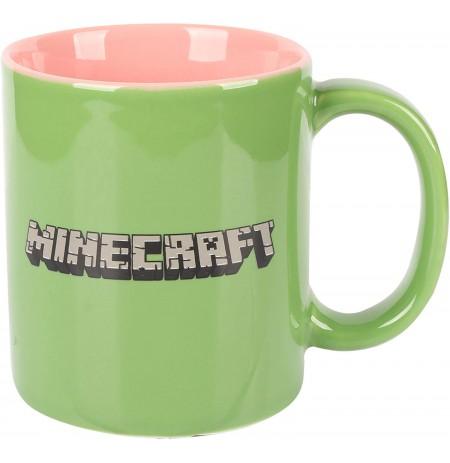Minecraft Zombie Ceramic MUG