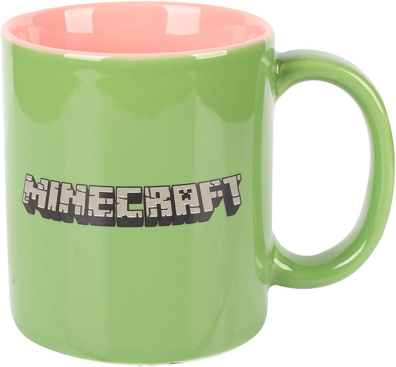 Minecraft Zombie puodukas