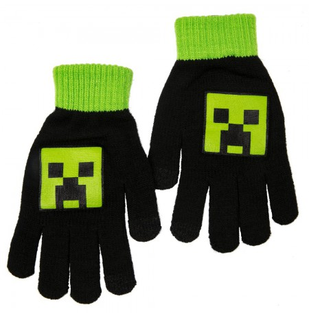MINECRAFT CREEPER -One Size-Green