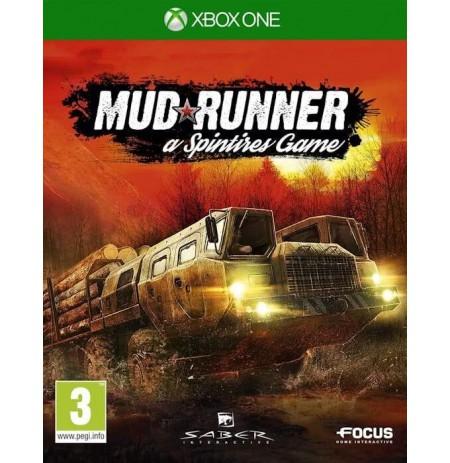 Spintires: Mudrunner XBOX