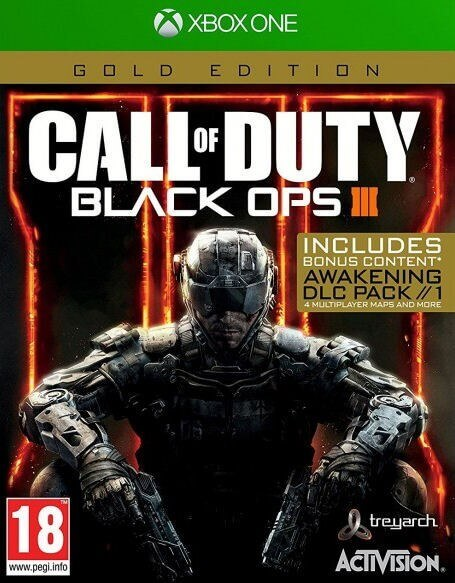 Call of Duty: Black Ops III Gold Edition