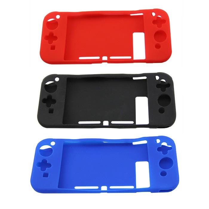 Nintendo Switch silikoninė apsauga visai konsolei (Įvairių spalvų)