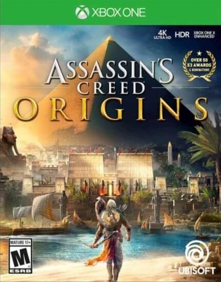Assassin´s Creed Origins Standard Edition XBOX