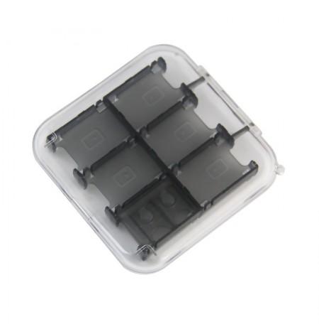 Nintendo Switch 12 cartridge Crystal case