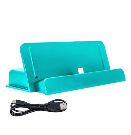 Nintendo Switch Lite charging stand (turquise)