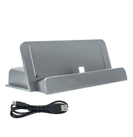 Nintendo Switch Lite charging stand (Grey)