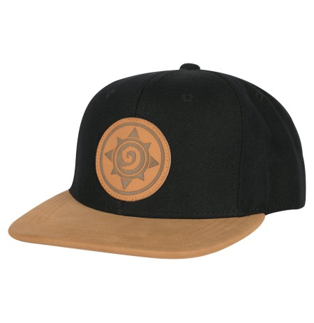 HEARTHSTONE TWO TONE ROSE SNAP BACK HAT