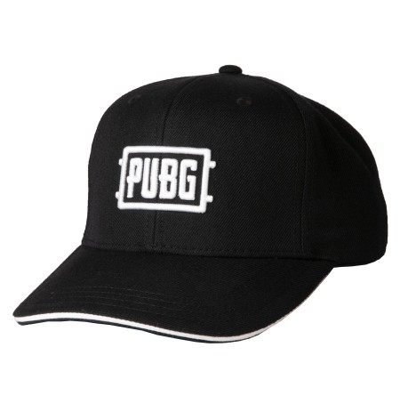 PUBG BLOCK LOGO SNAP BACK HAT