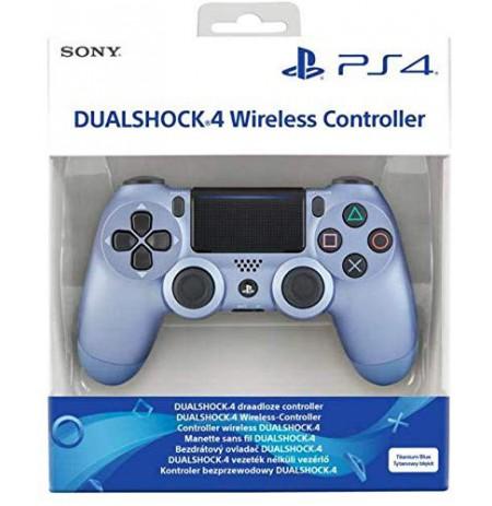 Sony PlayStation DualShock 4 V2 Controller - Titanium Blue