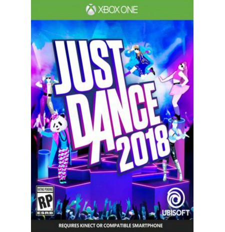 Just Dance 2018 XBOX