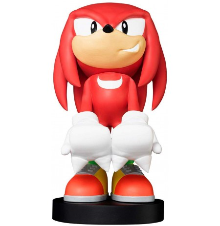 Sonic the Hedgehog Knuckles  Cable Guy stand