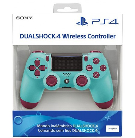 Sony PlayStation DualShock 4 V2 Controller - Berry Blue