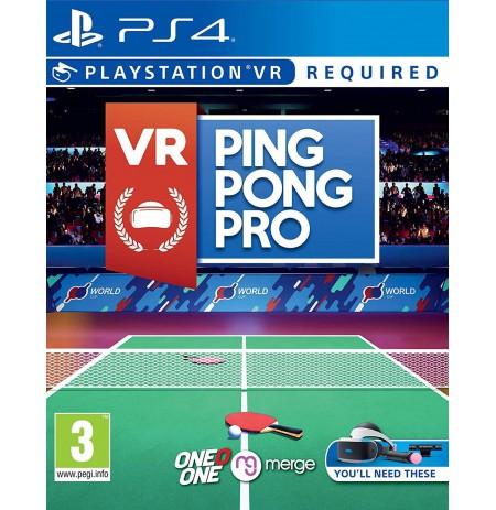 Ping Pong Pro VR