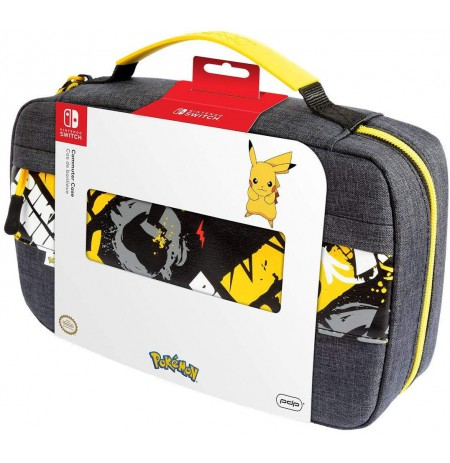 PDP Commuter Case For Nintendo Switch Pikachu Edition