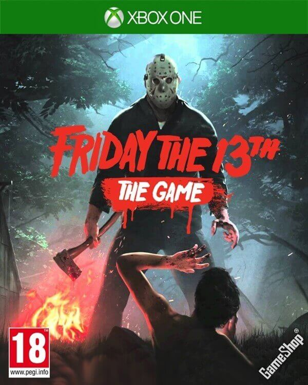 Friday the 13th: The Game XBOX