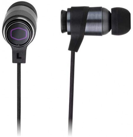 COOLER MASTER MH752 black wired headphones 7.1 | 3.5mm/USB