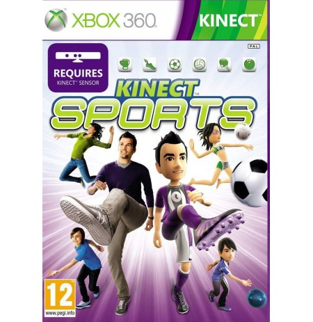 Kinect Sports X360