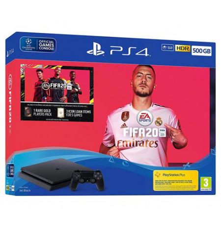 Sony PlayStation 4 Slim 500GB - FIFA 20 bundle
