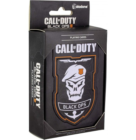 Call of Duty Black Ops 4 - Playing Cards