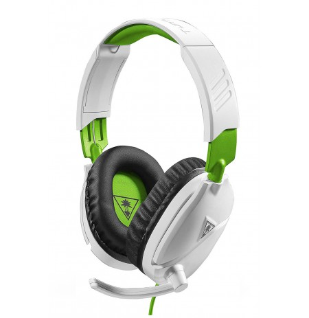 Turtle Beach Recon 70X white wired headphones | 3.5mm