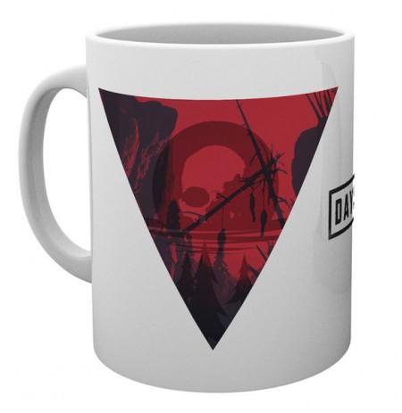 DAYS GONE Skull Mug