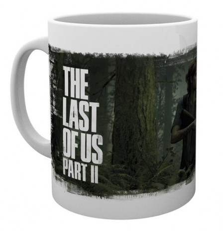 THE LAST OF US PART II Key Art Mug