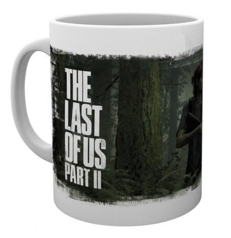 THE LAST OF US PART II Key Art Mug