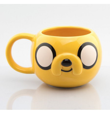 ADVENTURE TIME Jake The Dog 3D puodukas