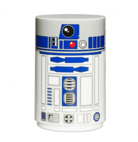 STAR WARS - R2 D2 MINI lempa 10cm