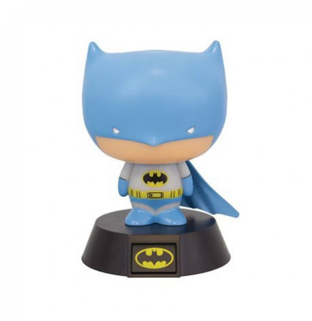 Retro Batman ICON lempa 10cm