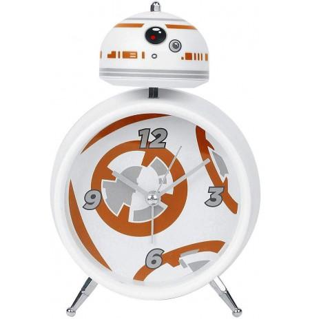 Star Wars BB 8 Alarm Clock with Sound