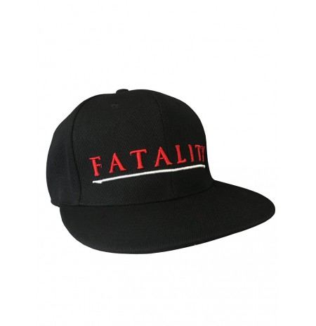 GLITZ WEAR - FATALITY Snapback Cap