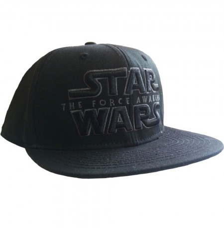 STAR WARS - LOGO Snapback Cap