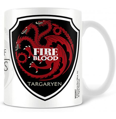 GAME OF THRONES - TARGARYEN LOGO Mug