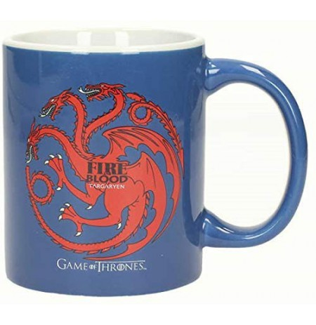 GAME OF THRONES - TARGARYEN BLUE Mug